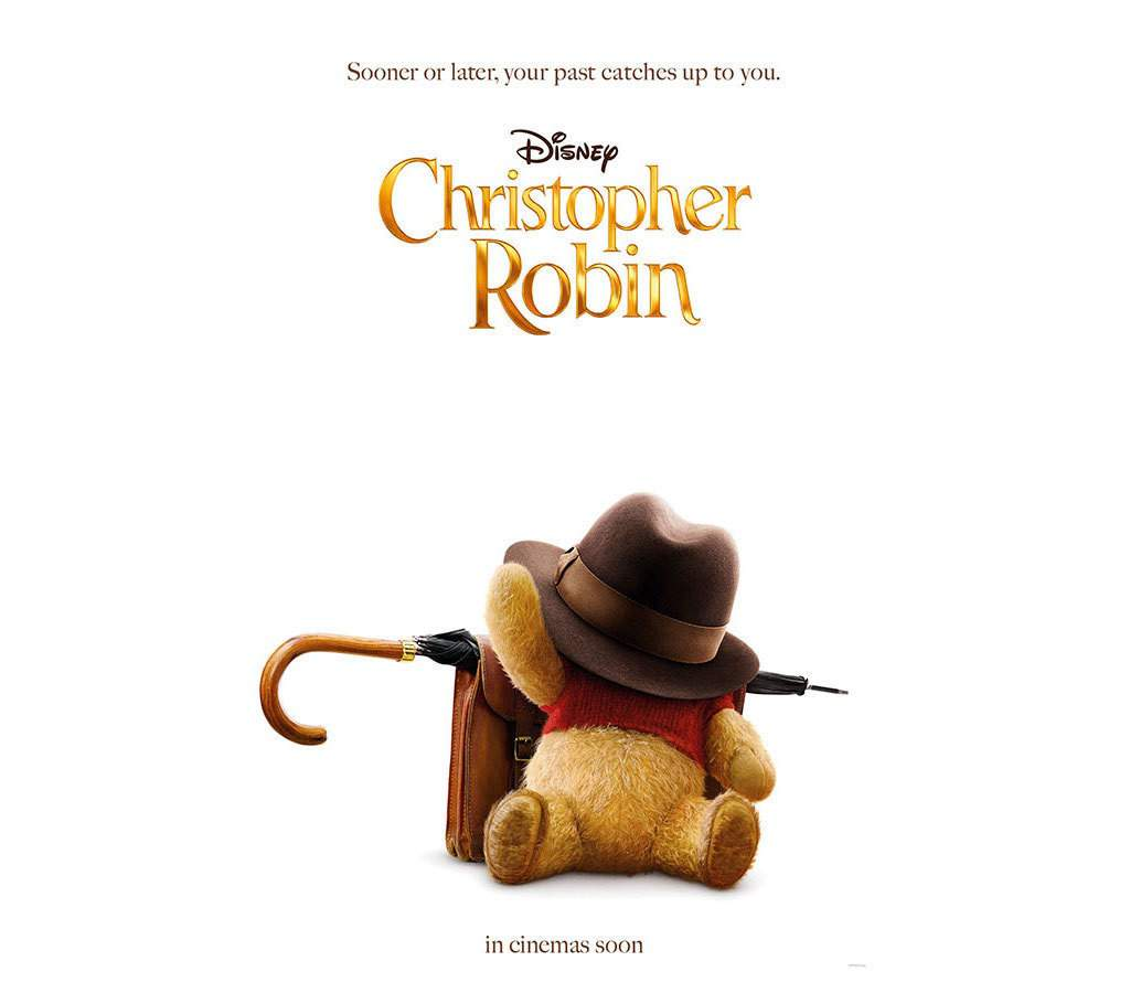 Movie Monday: ChristopherRobin